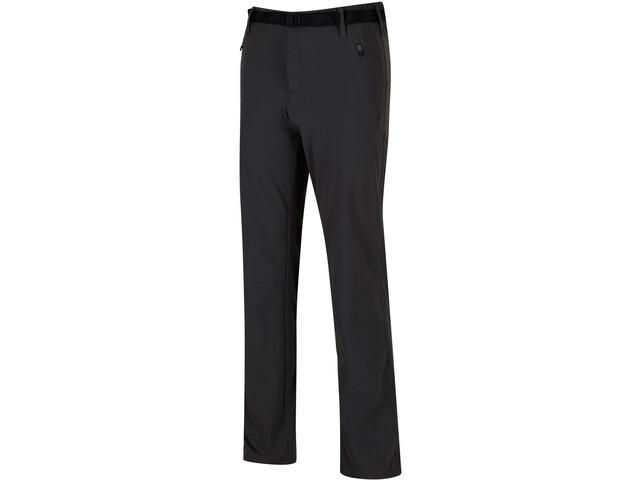 Regatta Xert Stretch II - Pantalones Hombre - regular negro